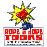 Rope A Dope Logo